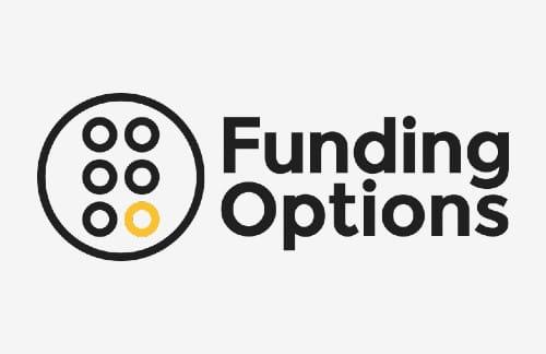 Logo of ICAEW partner Funding Options