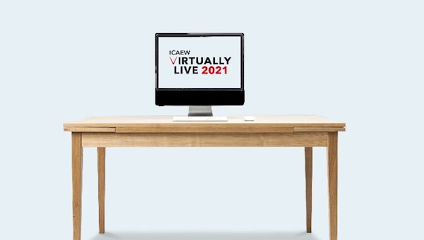 ICAEW Virtually Live 2021 resources to support technical knowledge