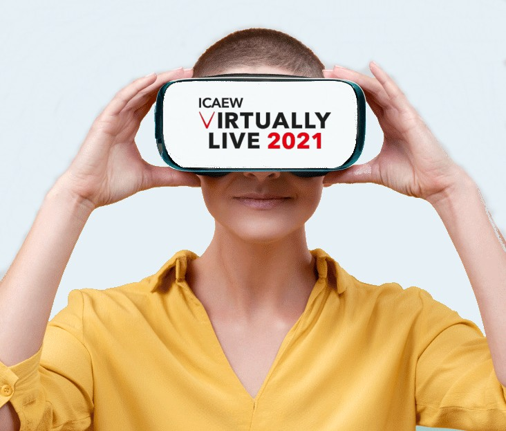 Win a VR headset with Virtually Live 2021!