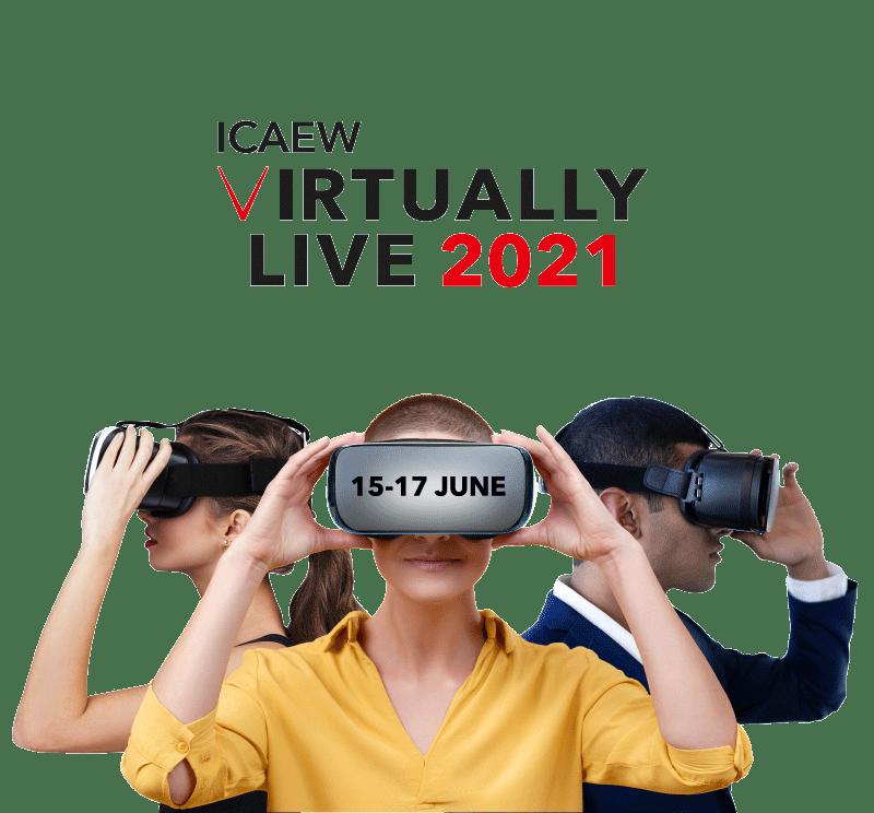 ICAEW Virtually Live - 15-17 June 2021