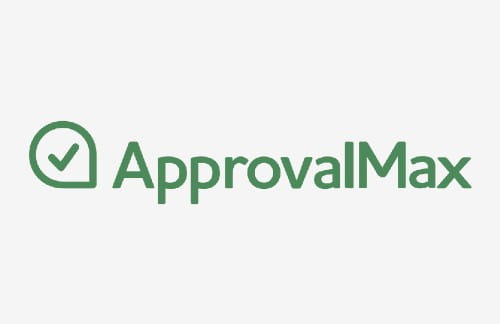 Logo of ApprovalMax a partner at ICAEW Virtually Live 2021
