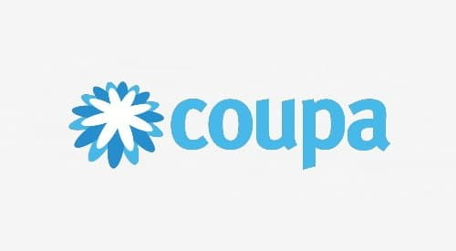 Logo of ICAEW Commercial Partner Coupa