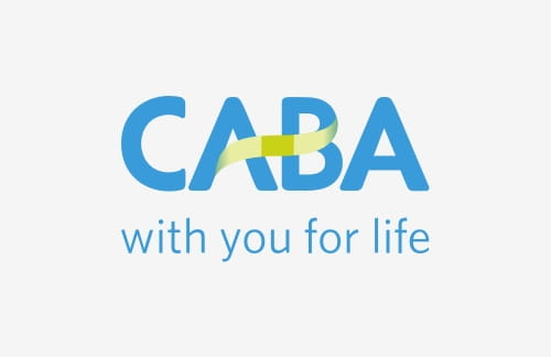Logo of CABA partner of ICAEW Virtually Live 2020