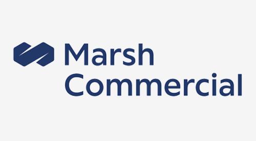 Logo of Marsh Commercial partner of ICAEW Virtually Live 2020