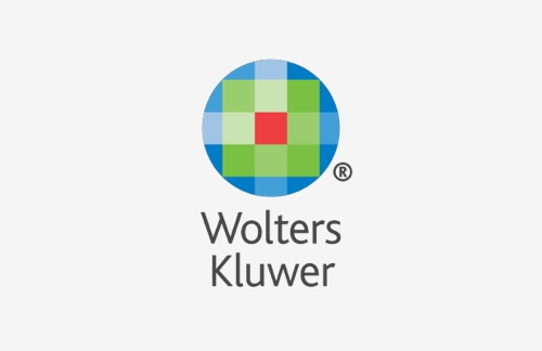 Logo of Wolters Kluwer partner of ICAEW Virtually Live 2020