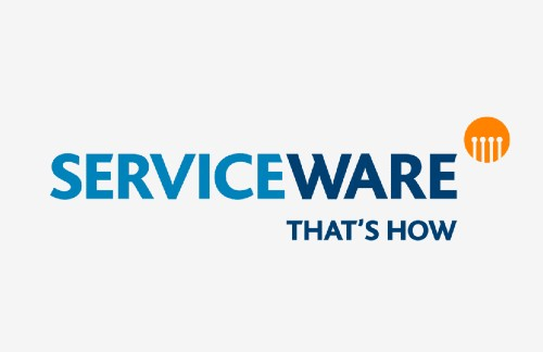 Logo of ServiceWare partner of ICAEW Virtually Live 2020