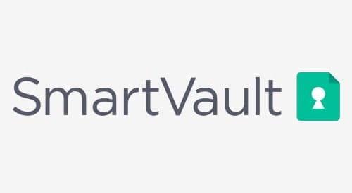 Logo of SmartVault partner of ICAEW Virtually Live 2020
