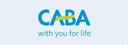 Logo of CABA partner of ICAEW Virtually Live 2020