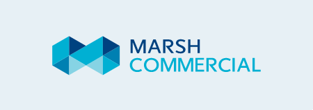 Logo of Marsh Commercial partner of ICAEW Virtually Live 2020