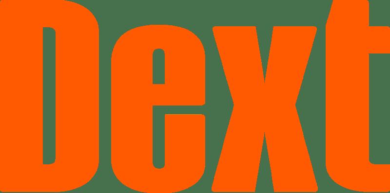 Logo of Dext partner of ICAEW Virtually Live 2021
